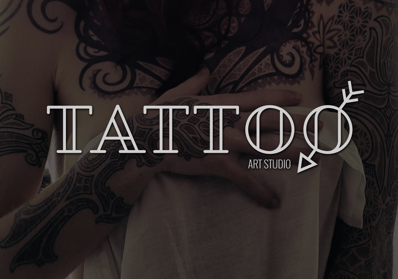 logo tattoo studio 2