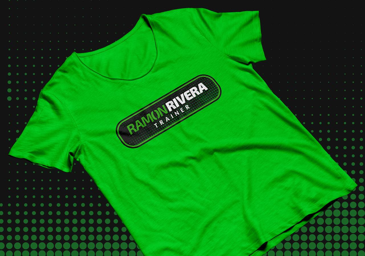 Logo Personal Trainer tshirt 1
