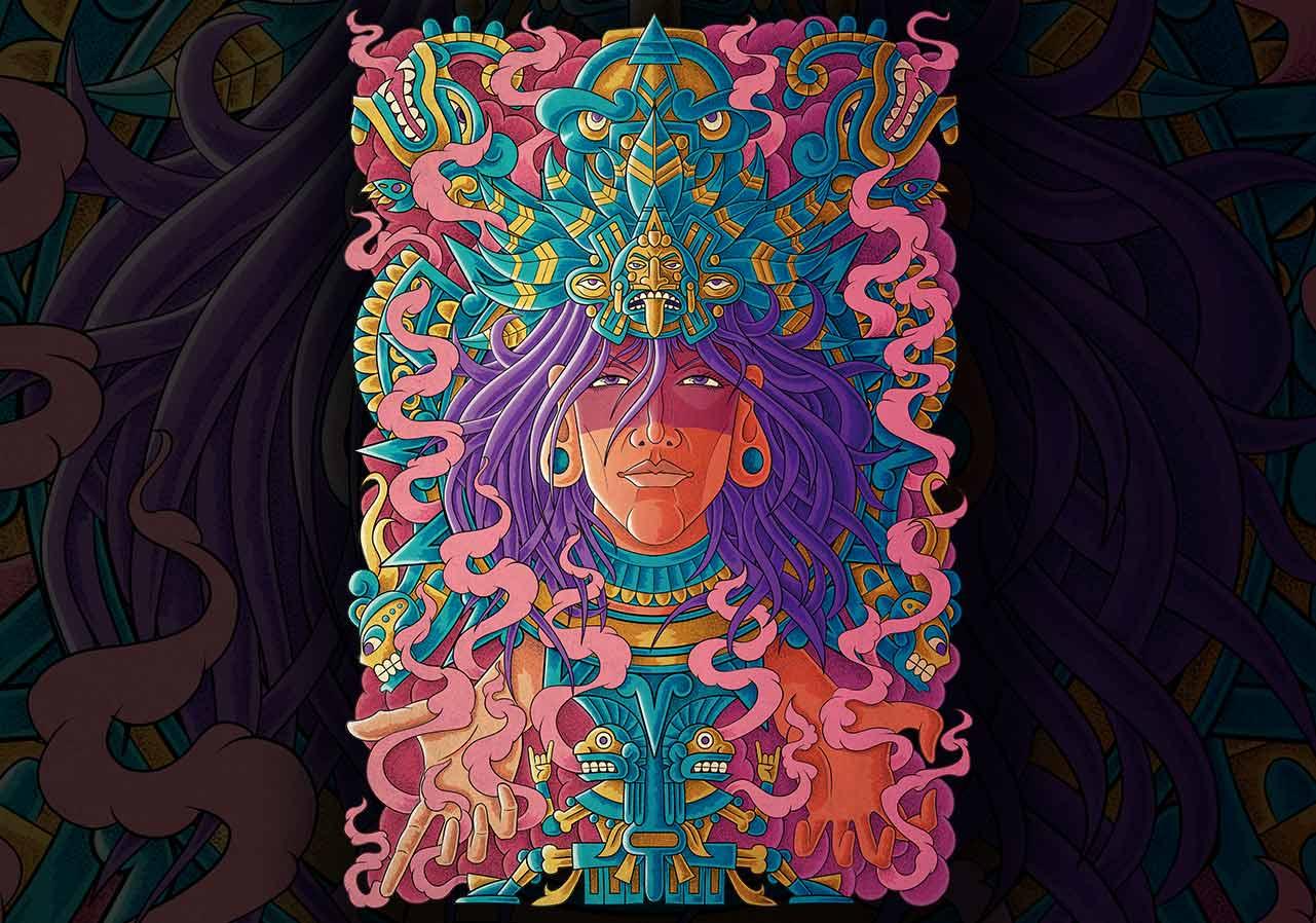 post-portafolio-aztec-woman