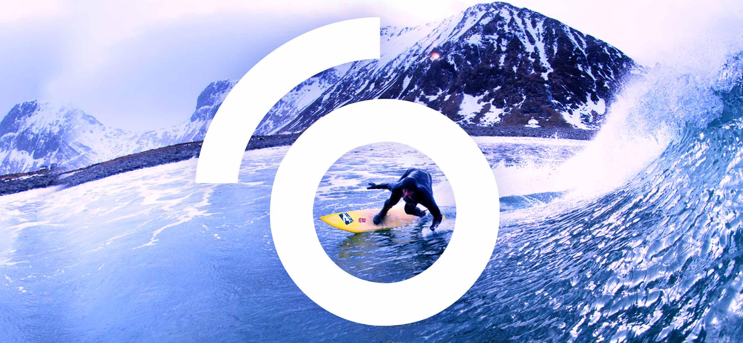 Floe Arctic Surf